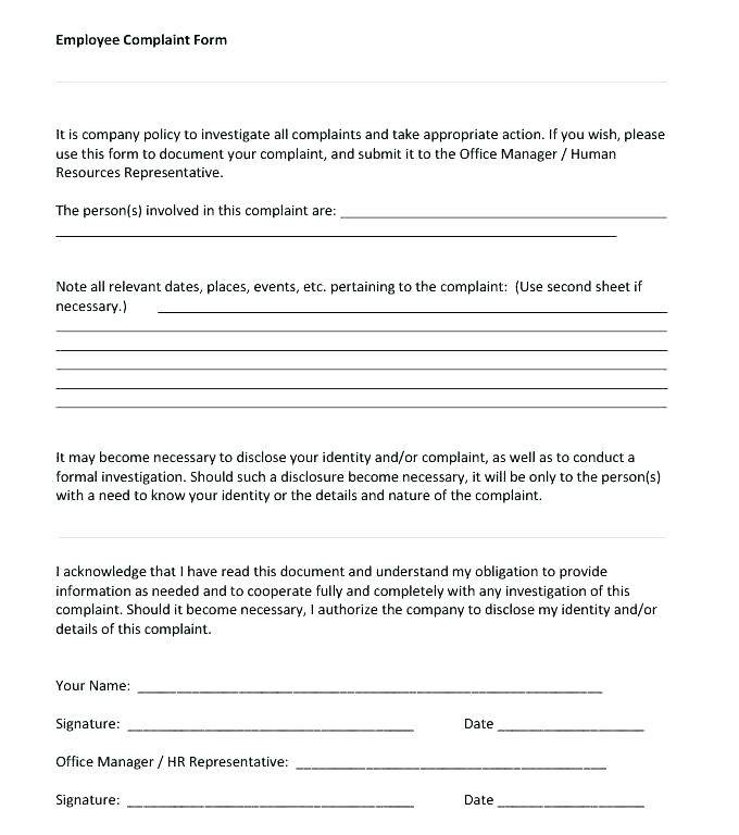 New Employee Orientation Policy Template