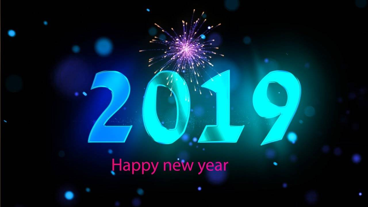 New Year Countdown After Effects Template Free