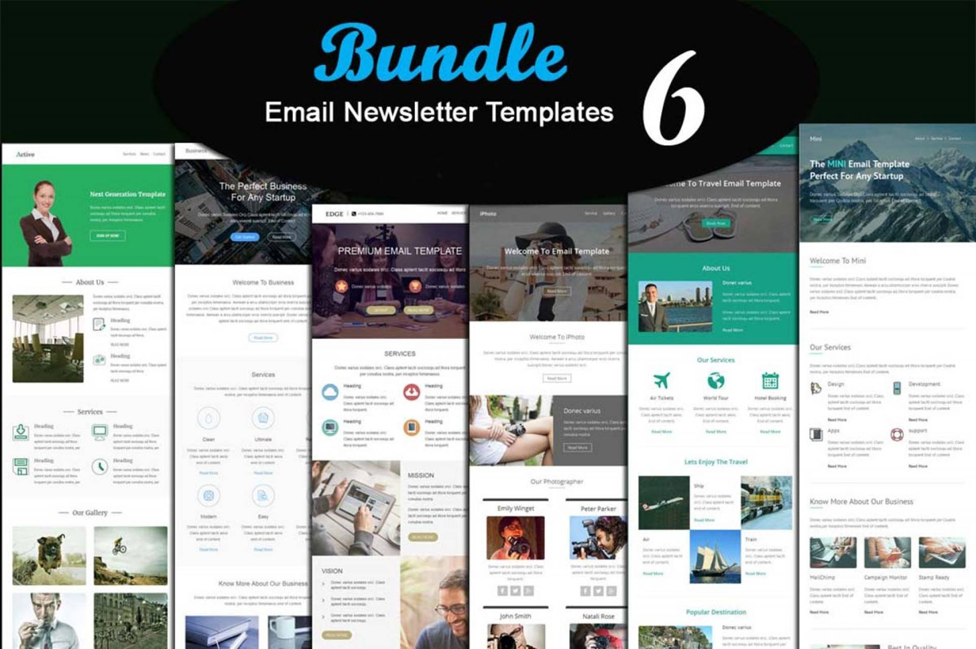 Newsletter Template Outlook Free