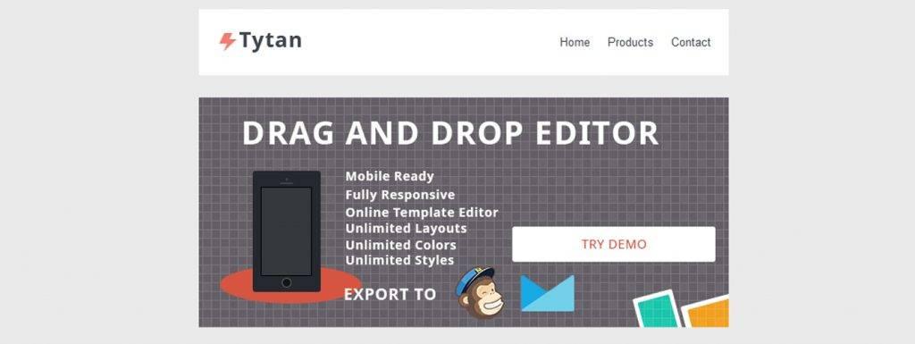 Newsletter Templates For Mailchimp