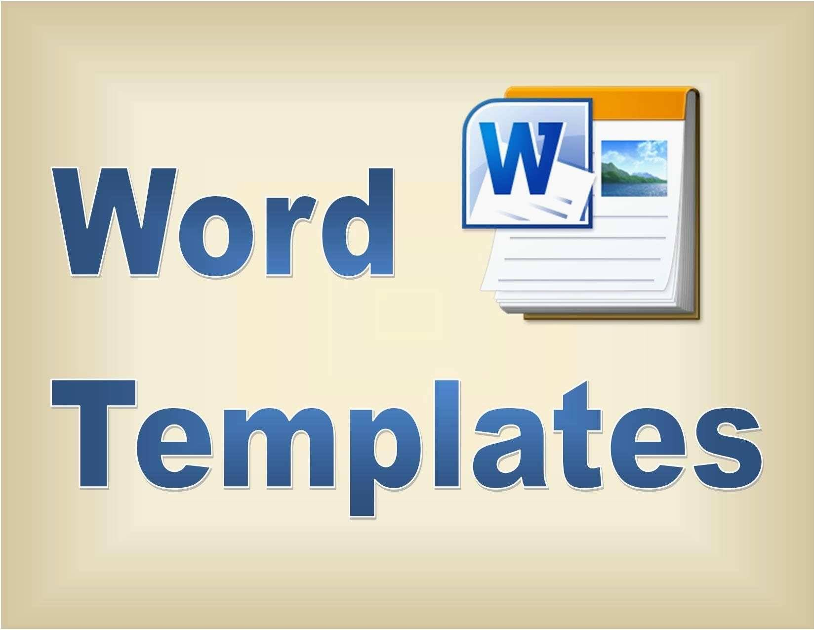 Newsletter Templates For Word 2007 Free Download
