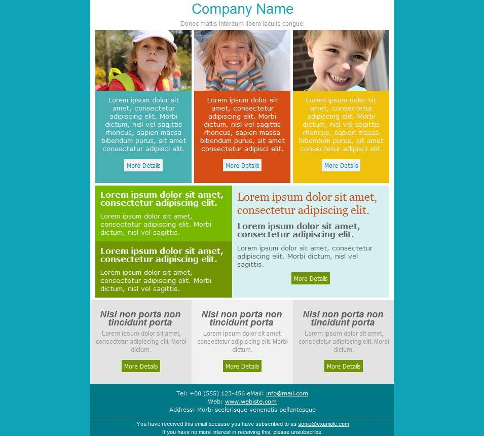 Newsletter Templates Free Word 2010