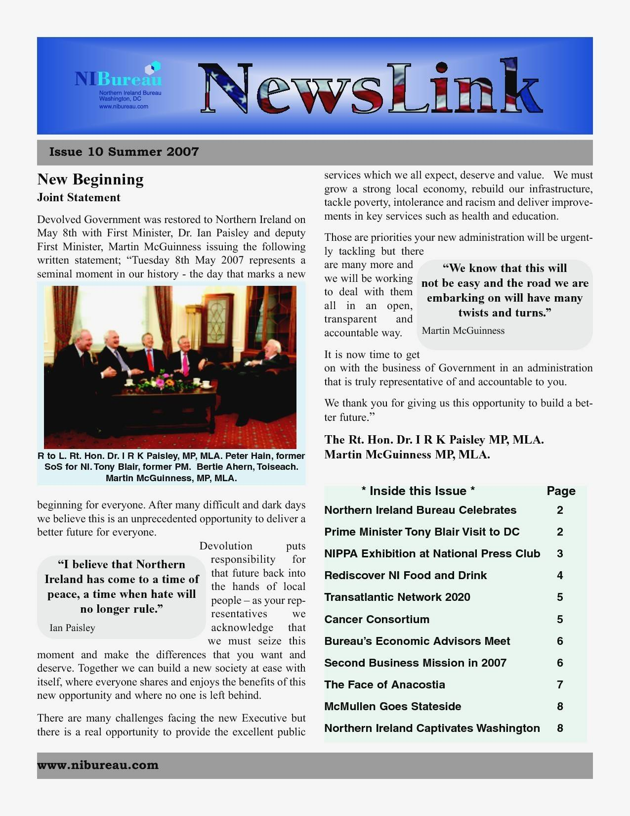 Newsletter Templates Publisher 2007