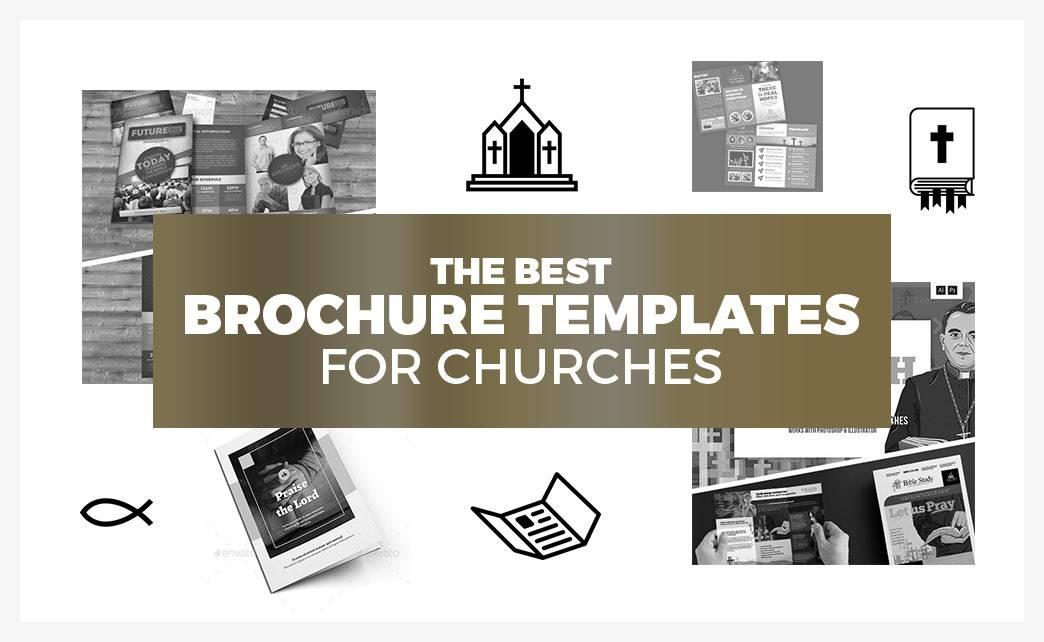 Nice Church Brochure Templates