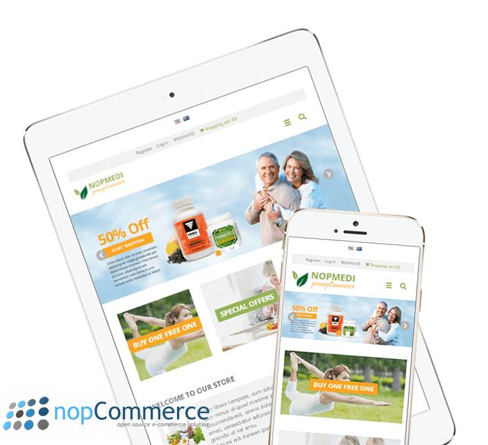 Nop Commerce Theme Tutorial
