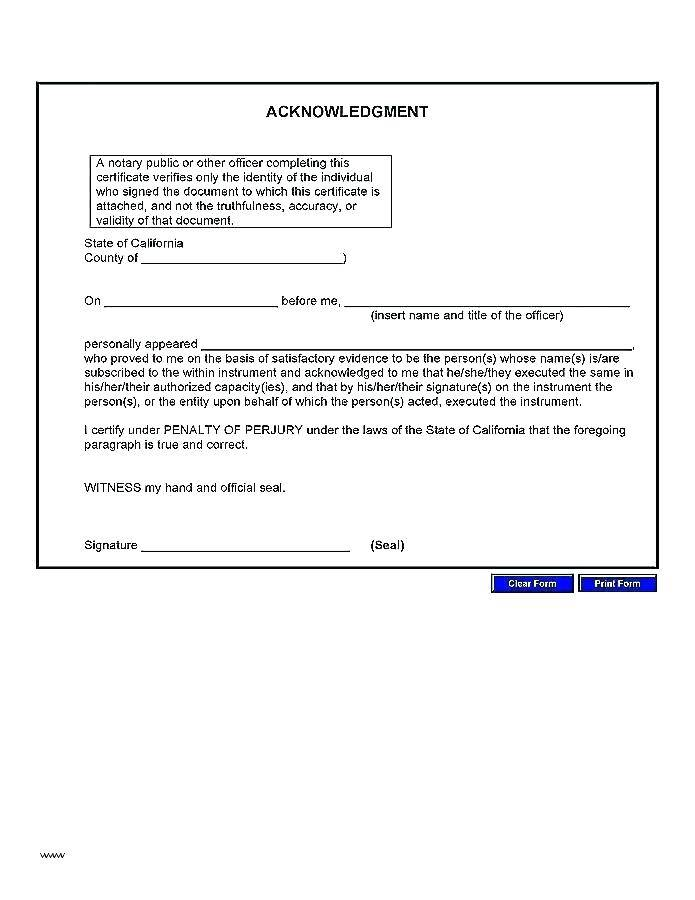 Notarized Document Template Philippines