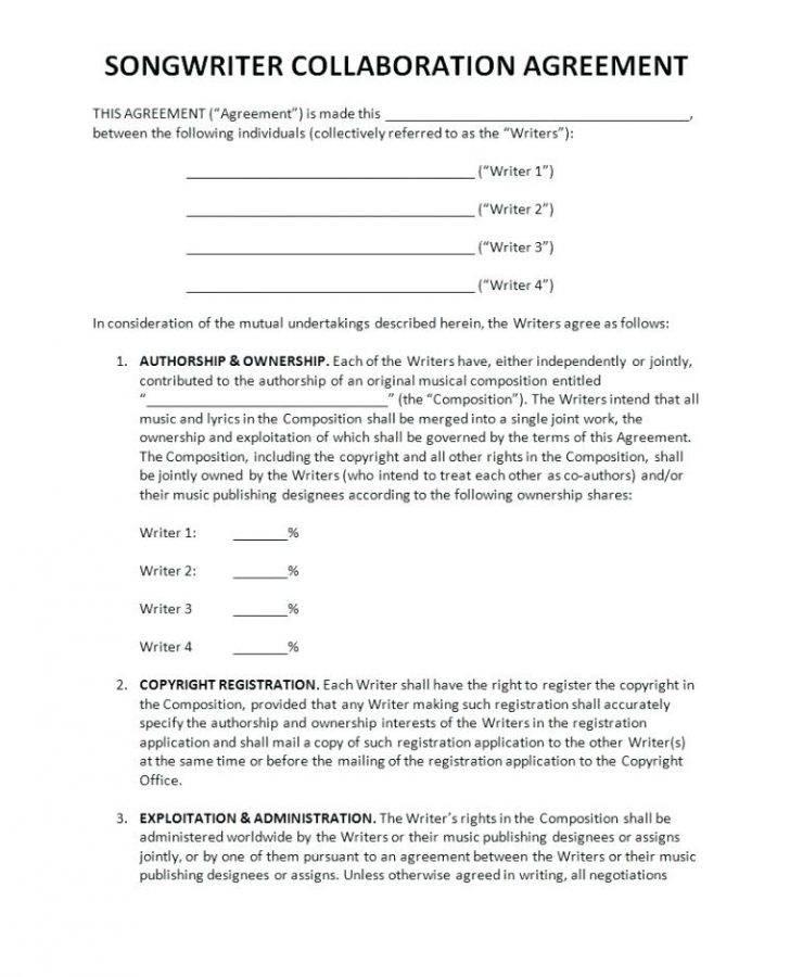 Nurse Practitioner Collaborative Agreement Template Texas