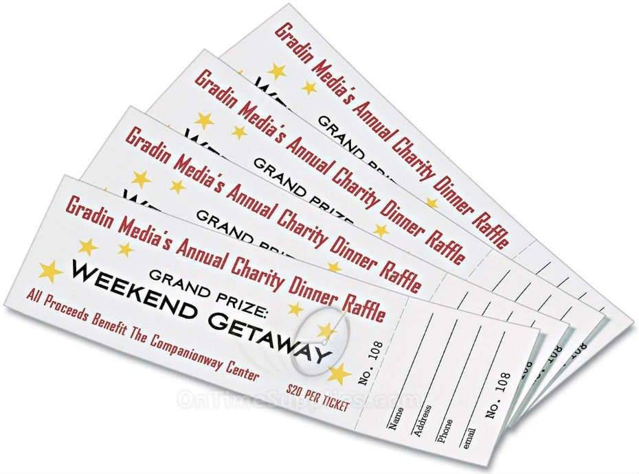 Office Depot Printable Ticket Template