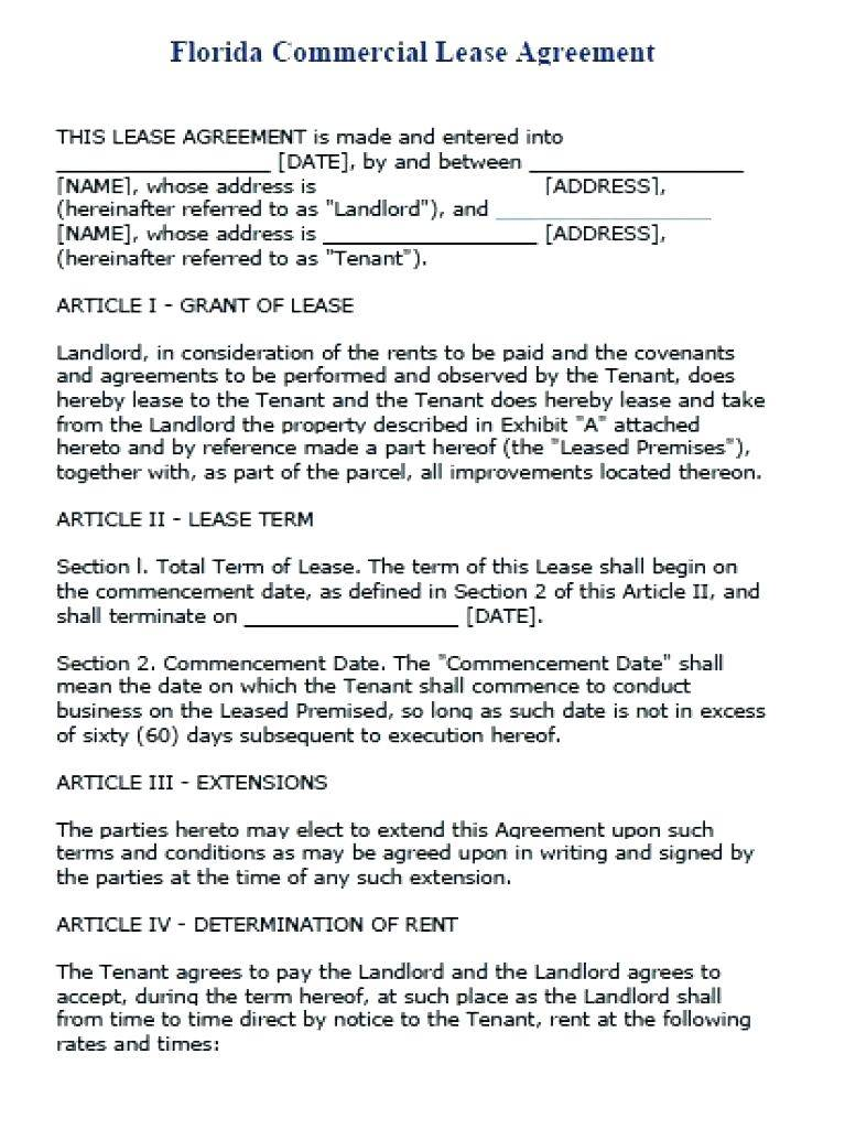 Office Lease Template Uk