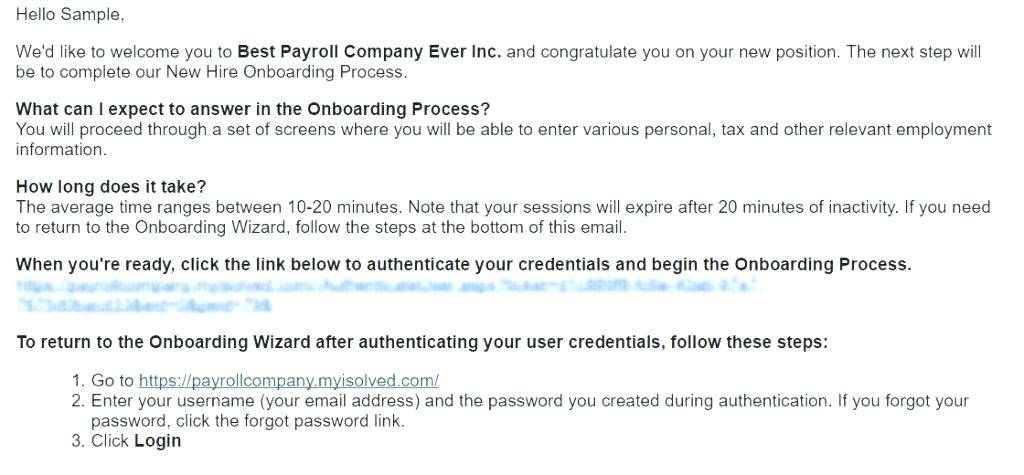 Onboarding Plan Template For New Employees