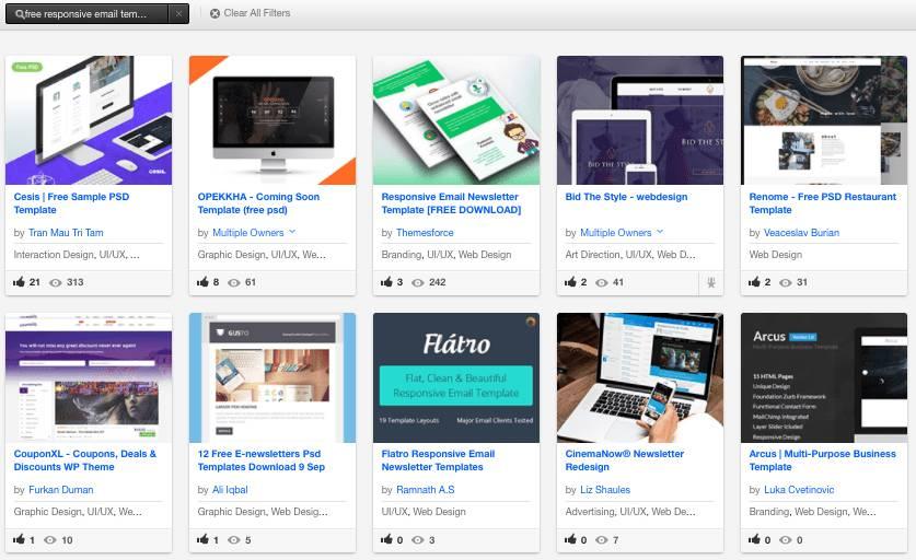 Online Template Design Software