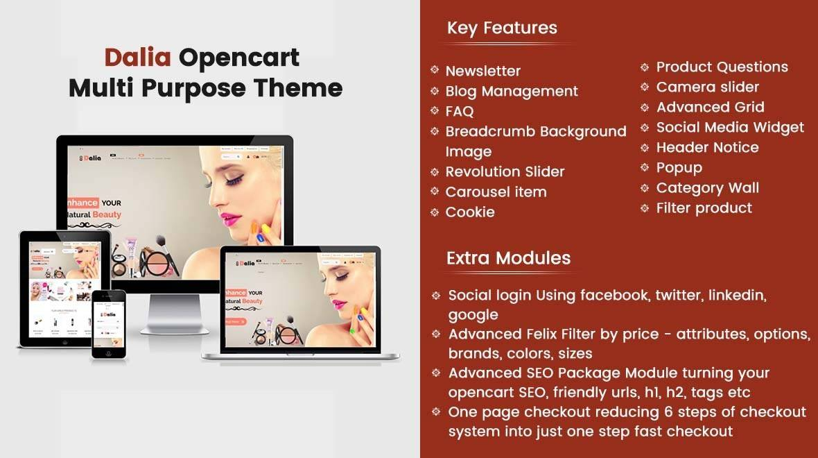 Opencart Premium Templates Free Download