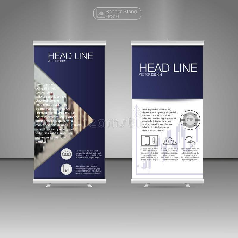Orbus Banner Stand Templates