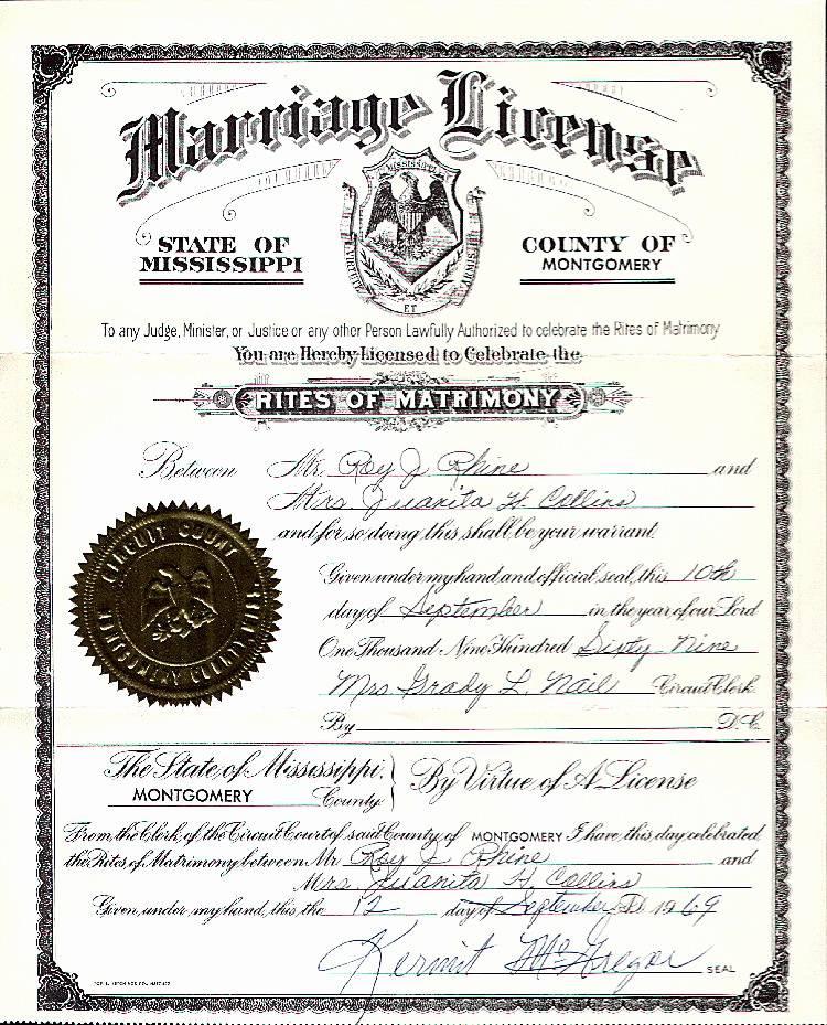 Ordination Certificate Templates Free