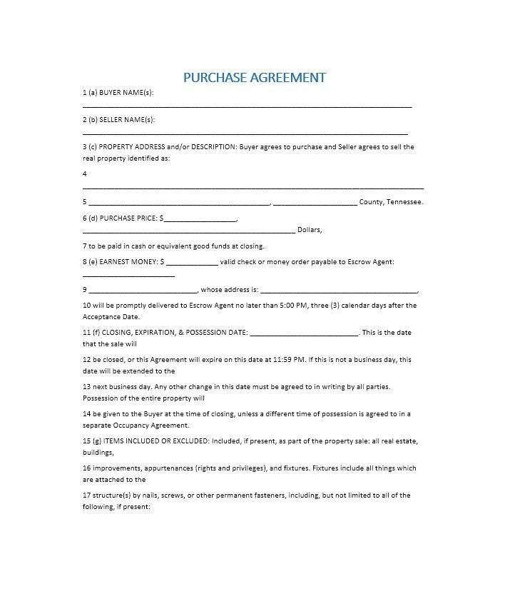 Oregon Land Sale Contract Form
