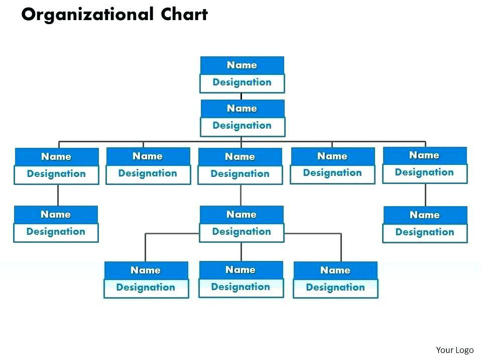 Organizational Chart Template Online
