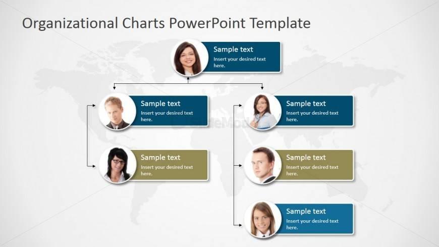 Organizational Chart Template Word 2010 Download