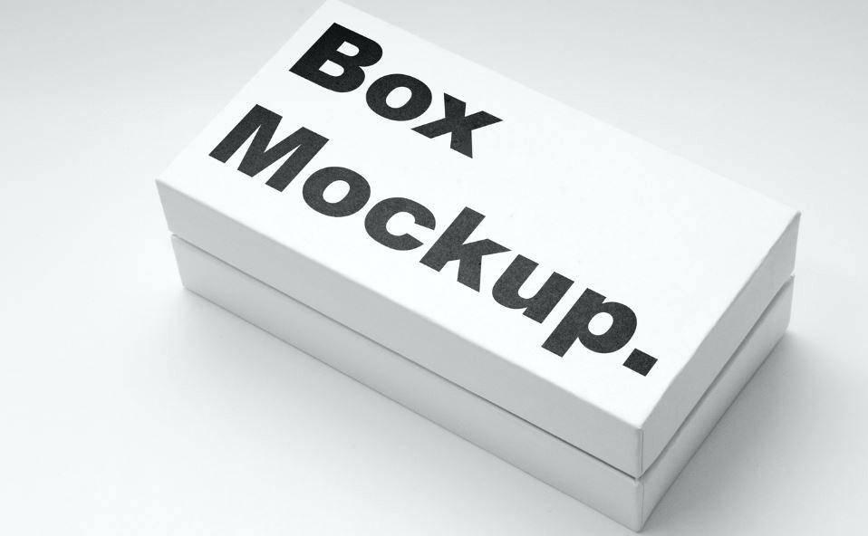 Packaging Mockup Templates Free