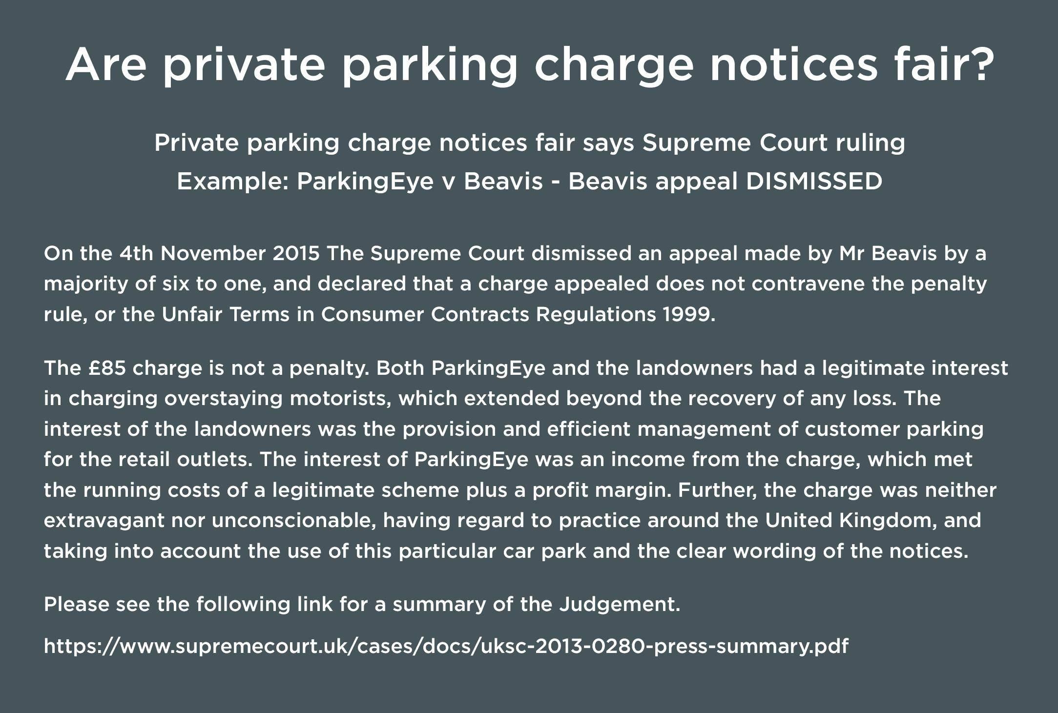 Parking Violation Template Free