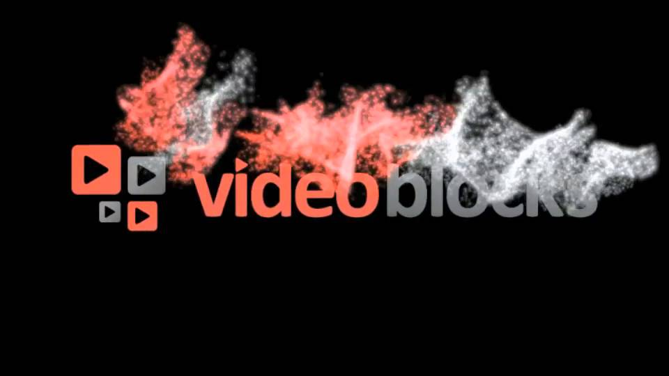 Particle Logo Reveal After Effects Template