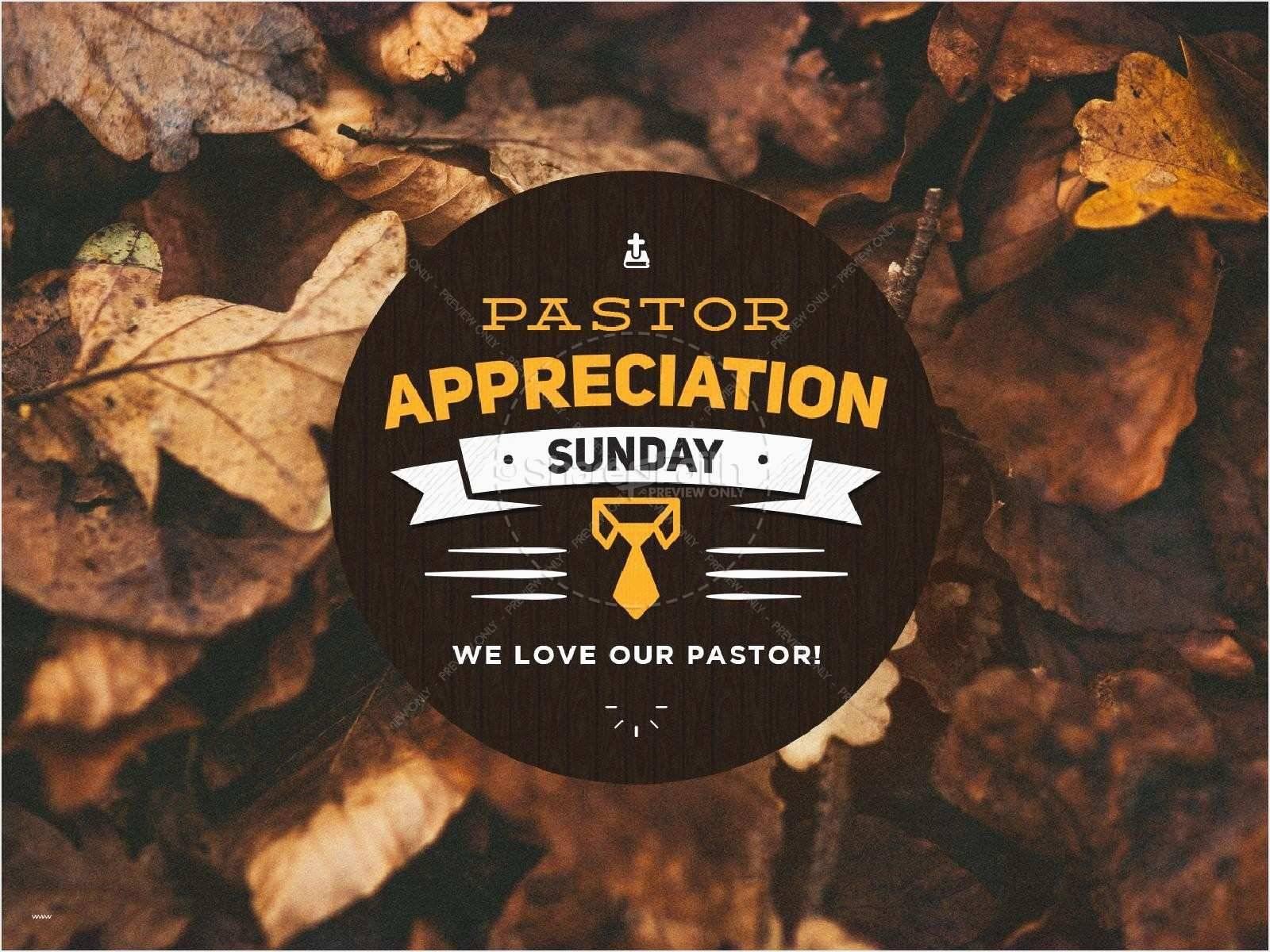 Pastor Appreciation Banquet Program Template