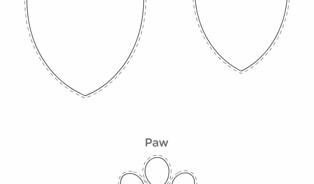 Paw Patrol Badge Template Printable