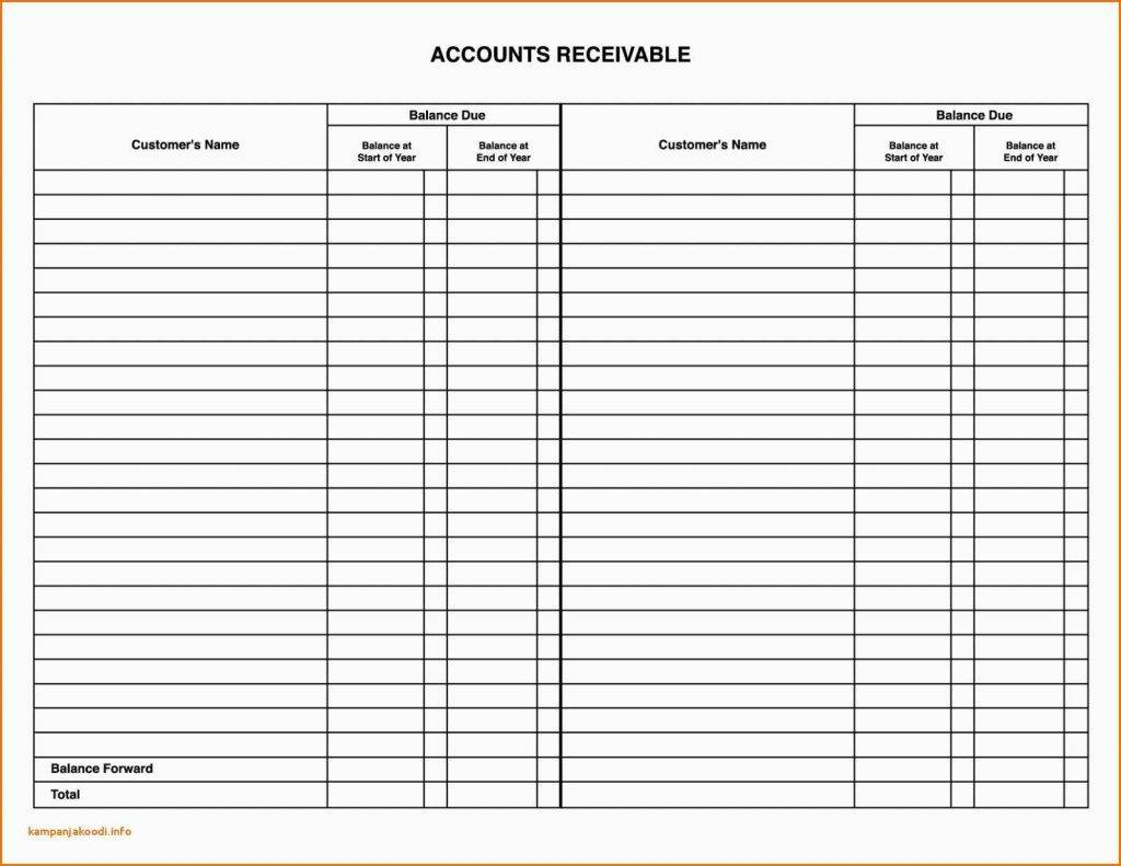 Payable Invoice Template