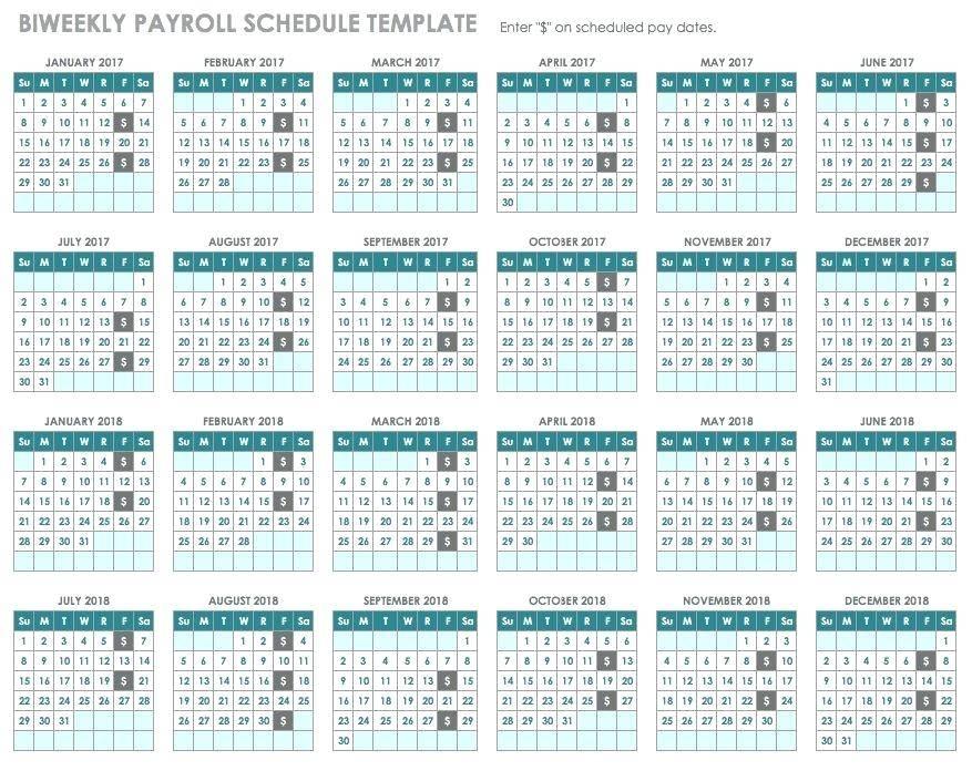 Payroll Summary Report Example