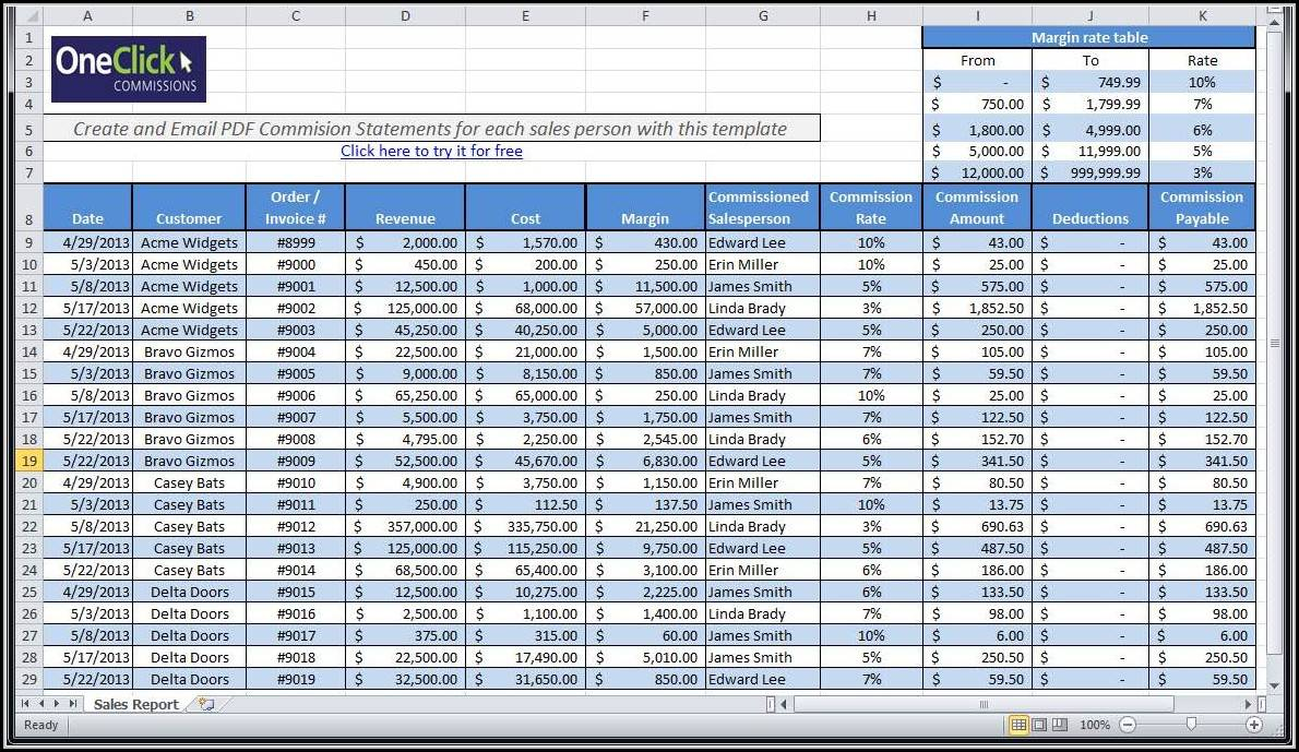Payroll Template Philippines Free Download
