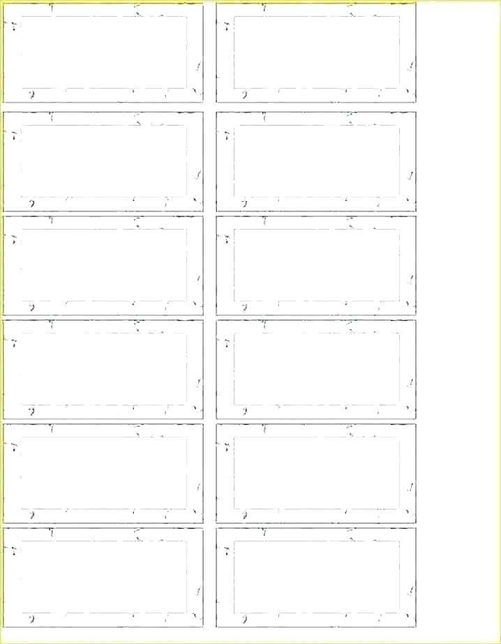 Pendaflex Hanging File Label Template
