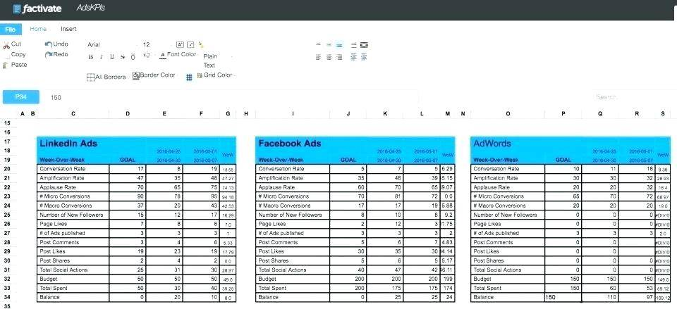 Performance Appraisal Format In Excel