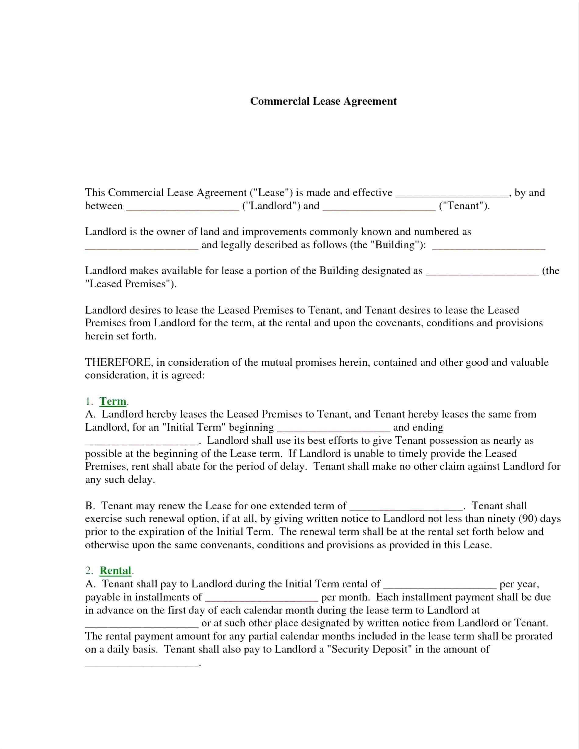 Periodic Tenancy Notice Letter Template