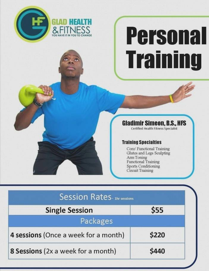 Personal Trainer Flyer Templates Download