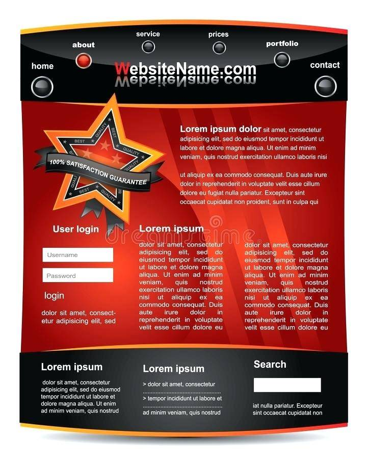 Petition Website Template Free