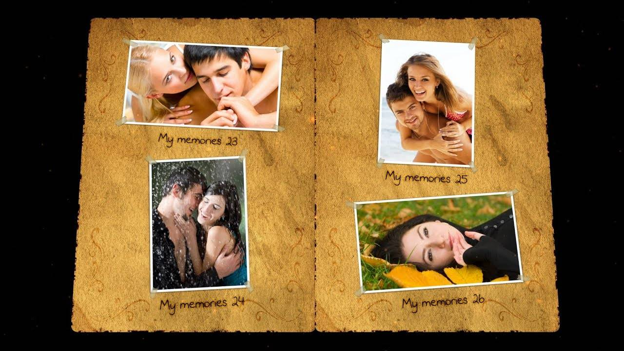 Photobook After Effects Template Free