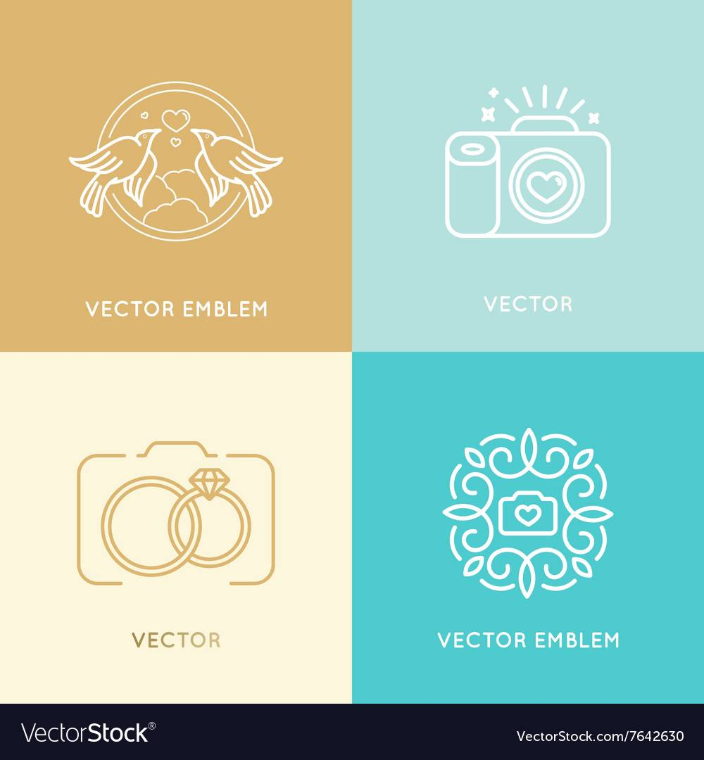 Photography Logo Templates