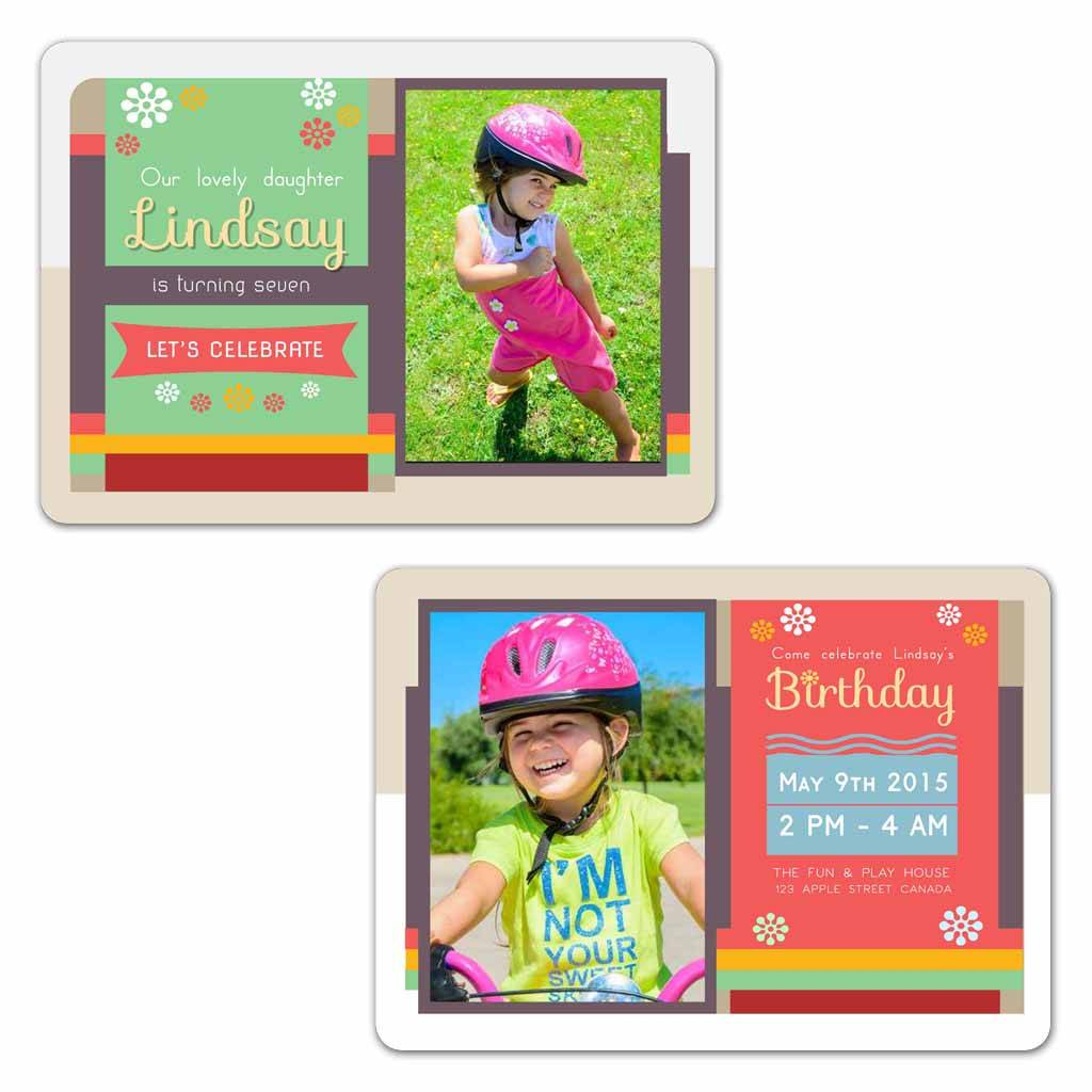 Photoshop Birthday Templates For Photographers