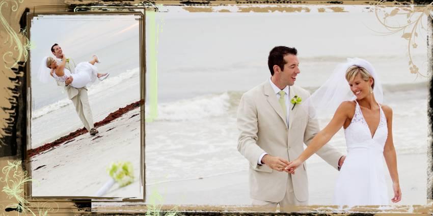 Photoshop Creative Wedding Album Templates