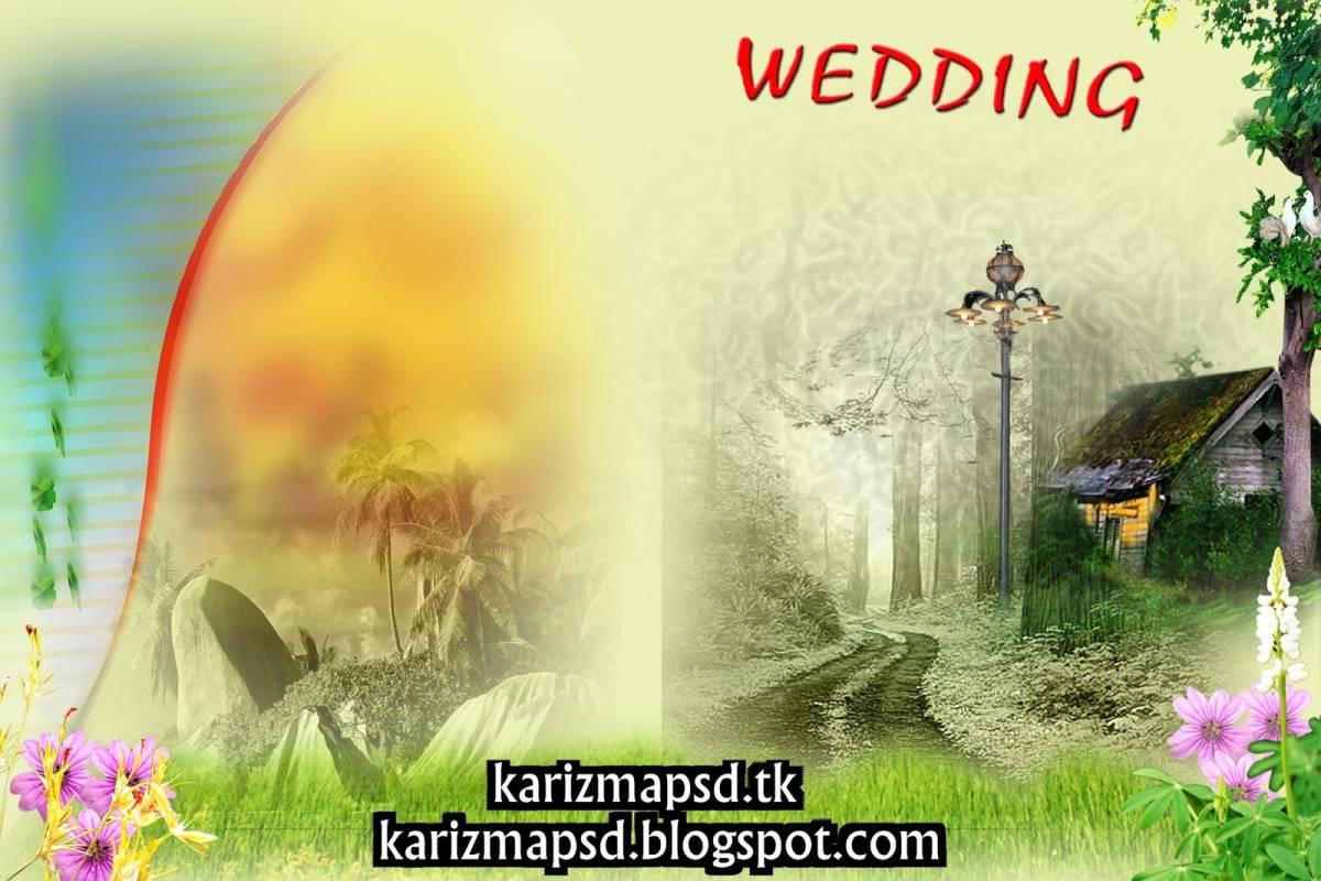 Photoshop Indian Wedding Album Templates