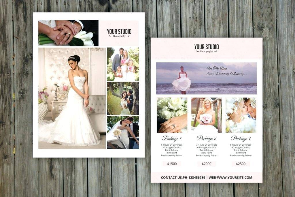 Photoshop Templates For Wedding Photographers