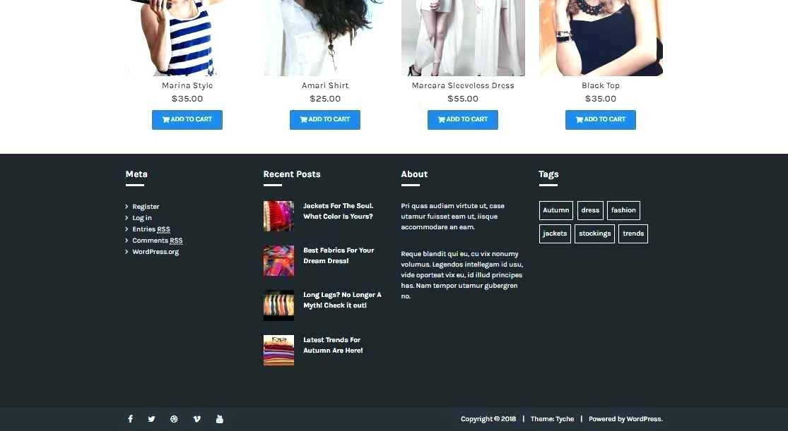 Php Ecommerce Web Template