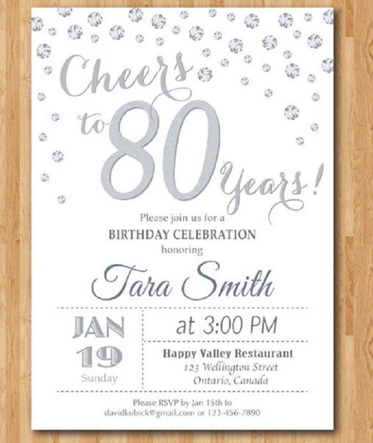 Pinterest Birthday Invitation Templates