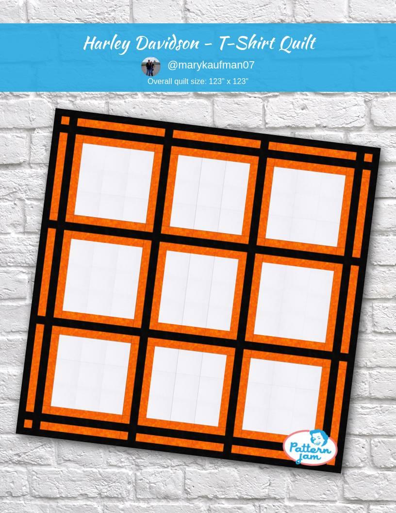 Pinterest T Shirt Quilt Patterns