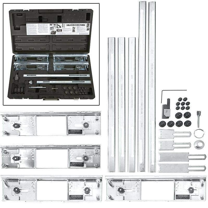 Porter Cable Door Jamb Hinge Template Kit