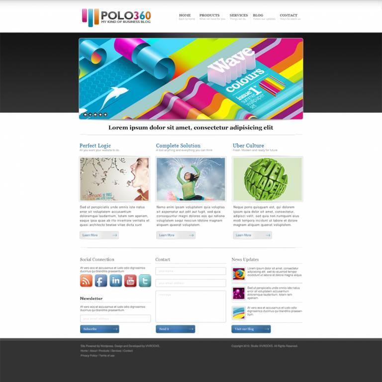 Portfolio Web Design Templates Free
