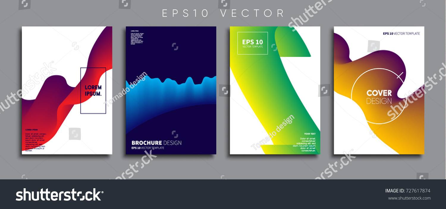 Poster Designs Templates Vector