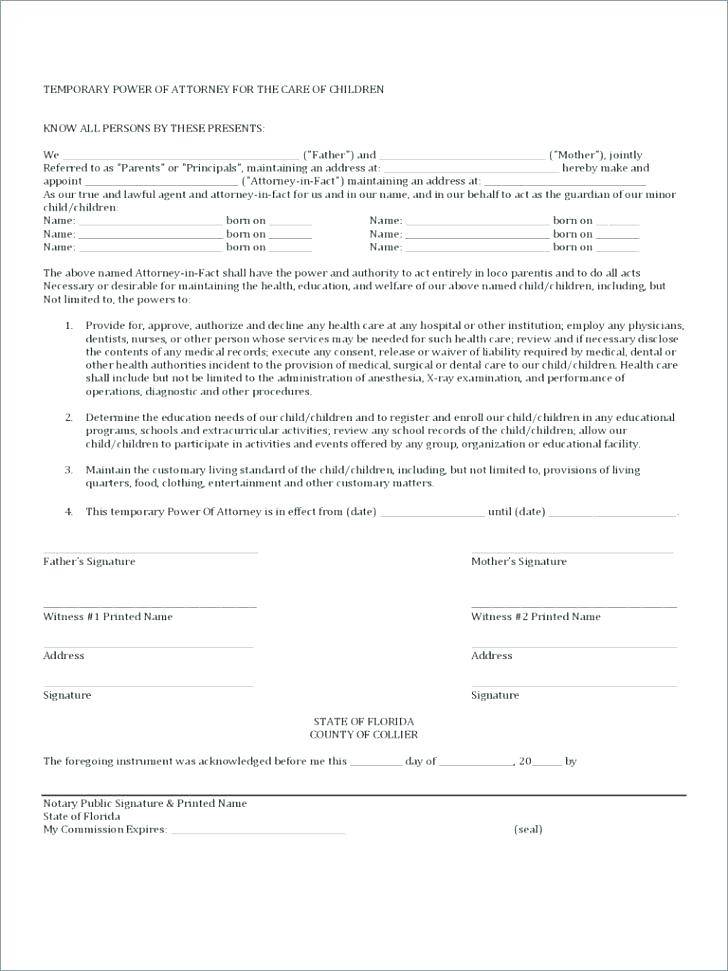 Power Of Attorney Virginia Real Estate Template