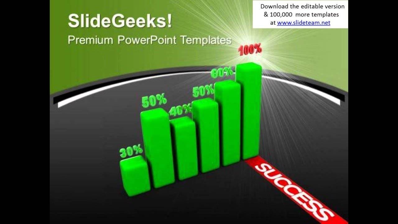 Powerpoint Bar Graph Templates