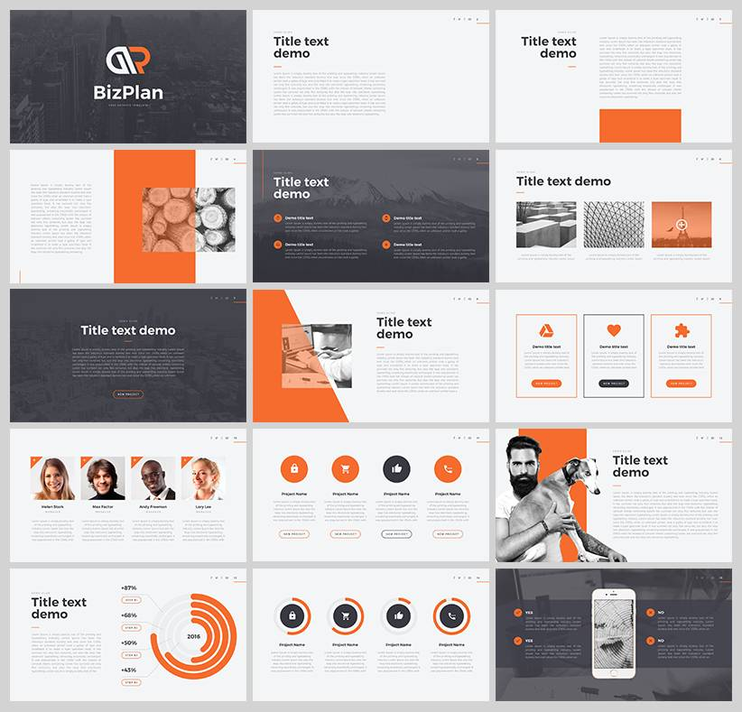 Powerpoint Graphics Design Templates Free