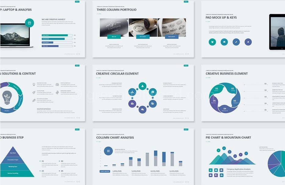 Powerpoint Presentation Templates Free Download Business